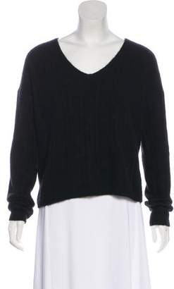 Jenni Kayne V-Neck Long Sleeve Sweater