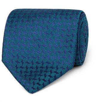 Charvet 7.5cm Silk-Jacquard Tie