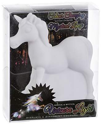 Funtime Gifts Unicorn Night Light, Multi-Colour