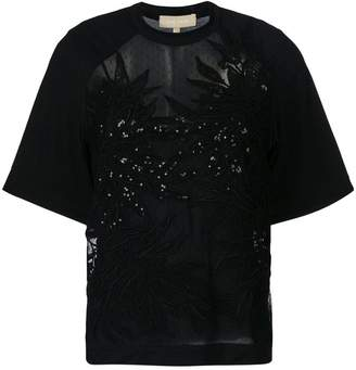 Elie Saab sequined top