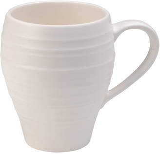 Mikasa Swirl White Mug