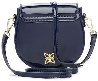 BCBGeneration Jessie Patent Mini Crossbody Bag