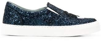 Chiara Ferragni CF2064 BLUE Furs & Skins->Calf Leather