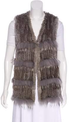 Heartloom Fur Vest