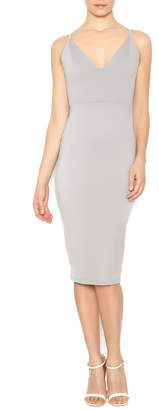 Solemio Boss Lady Pencil Dress