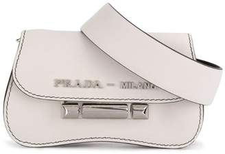 Prada mini belt bag