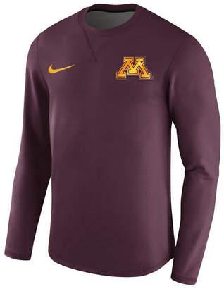 Nike Men Minnesota Golden Gophers Modern Crew Sweatshirt