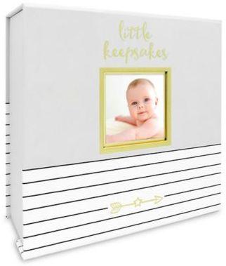Pearhead Little Keepsake Box $14.99 thestylecure.com