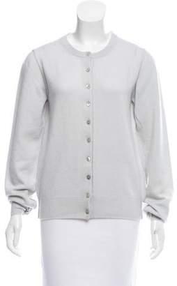 Dolce & Gabbana Cashmere Button-Up Cardigan