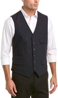 Wyatt Flynt Wool-Blend Vest