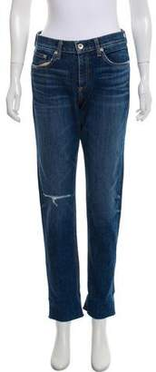 Rag & Bone Dre Mid-Rise Jeans w/ Tags