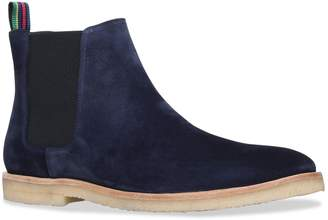 Paul Smith Suede Andy Chelsea Boots