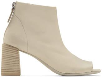 Marsèll Beige Stuzzico Sandal Boots