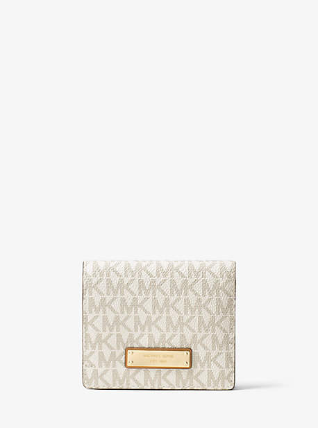 Michael Kors Jet Set Logo Card Case
