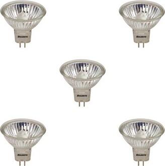 Bulbrite Industries 20 Watt MR16 Halogen Dimmable Light Bulb (2900) GU5.3 Base Industries