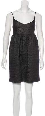 Rachel Comey Textured Mini Dress