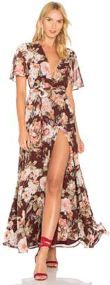 Privacy Please Sienna Kimono Dress