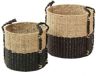 Amalfi by Rangoni Gwyen Basket (Set of 4)
