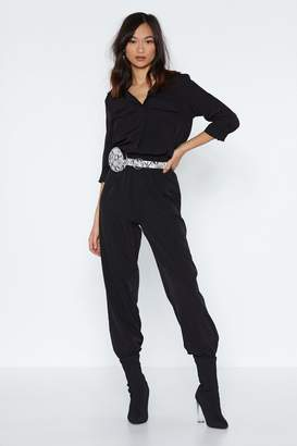 Nasty Gal All in One Go Jumpsuit