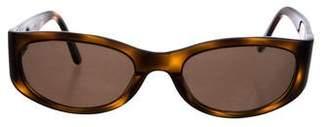 Chanel Tortoiseshell Tinted Sunglasses