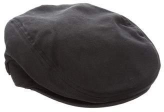 Gucci Woven Newsboy Hat