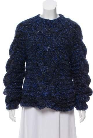 Ulla Johnson Alpaca Blend Knit Sweater