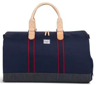 Herschel Novel Offset Duffel Bag