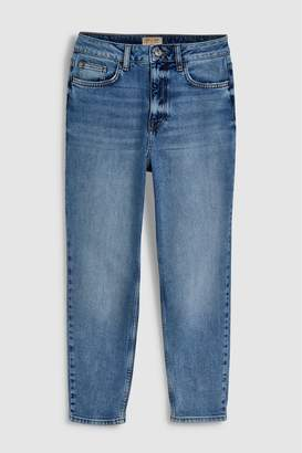 Next Womens F&F Midwash Blue Mom Kai Jean