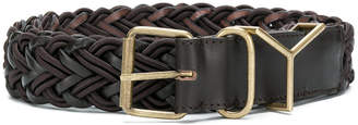 Y/Project Y / Project Y interwoven belt
