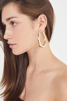 Urban Outfitters Cameron Chunky Hoop Earring