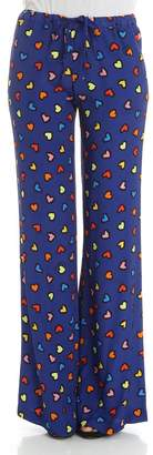 Love Moschino Viscose Trousers