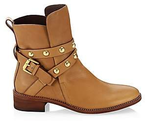 See by Chloe Women's Janis Leather Booties
