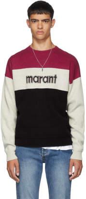 Isabel Marant Pink Ennet Sweater