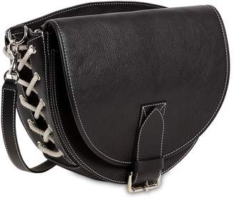 J.W.Anderson Saddle Leather Shoulder Bag