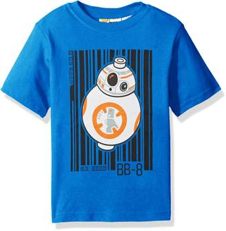 Star Wars Little Boys' Lego Bb-8 T-Shirt