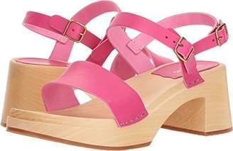 Swedish Hasbeens Women's Gittan Heeled Sandal