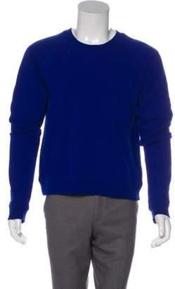 Haider Ackermann Crew Neck Sweater w/ Tags blue Crew Neck Sweater w/ Tags