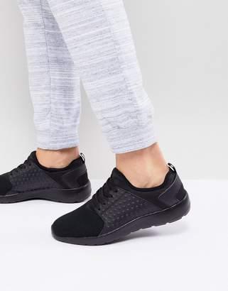 Brave Soul Albi Sneakers In Black