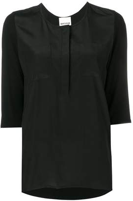 Semi-Couture Semicouture straight-fit blouse