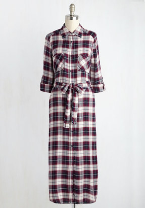 Jack by BB Dakota Cabin a Blast Maxi Dress $89.99 thestylecure.com