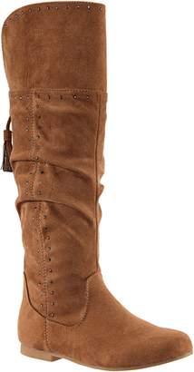 Nina Gem Slouchy Studded Boot