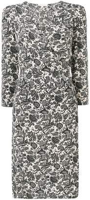 Vanessa Bruno floral print dress