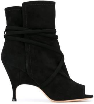 Ballin Alchimia Di open toe ankle boots
