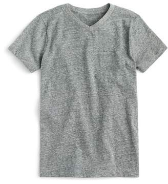 J.Crew crewcuts by Slub V-Neck T-Shirt