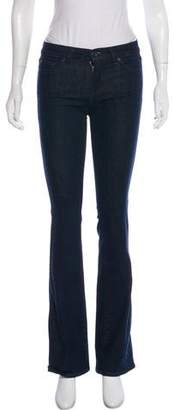 Tory Burch Mid-Rise Flared Jeans w/ Tags