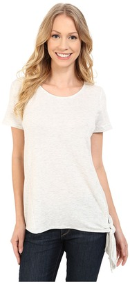 KUT from the Kloth Madge Short Sleeve Top $38 thestylecure.com
