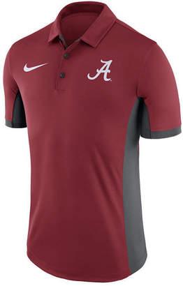 Nike Men's Alabama Crimson Tide Evergreen Polo