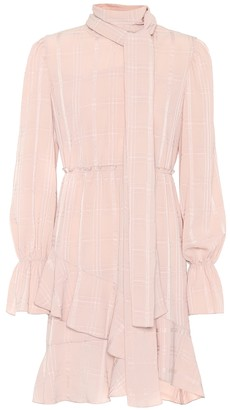 See by Chloe Ruffled scarf dress