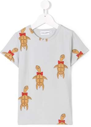 Mini Rodini Turtle print T-shirt
