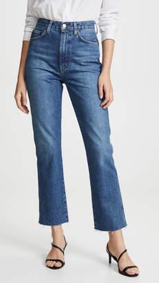 A Gold E AGOLDE Pinch Waist High Rise Kick Jeans